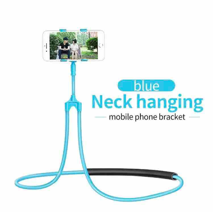 Lazy Neck Phone Holder Necklace Cellphone Support Bracket For Phone Universal Hanging Stand By Powermax.ph.