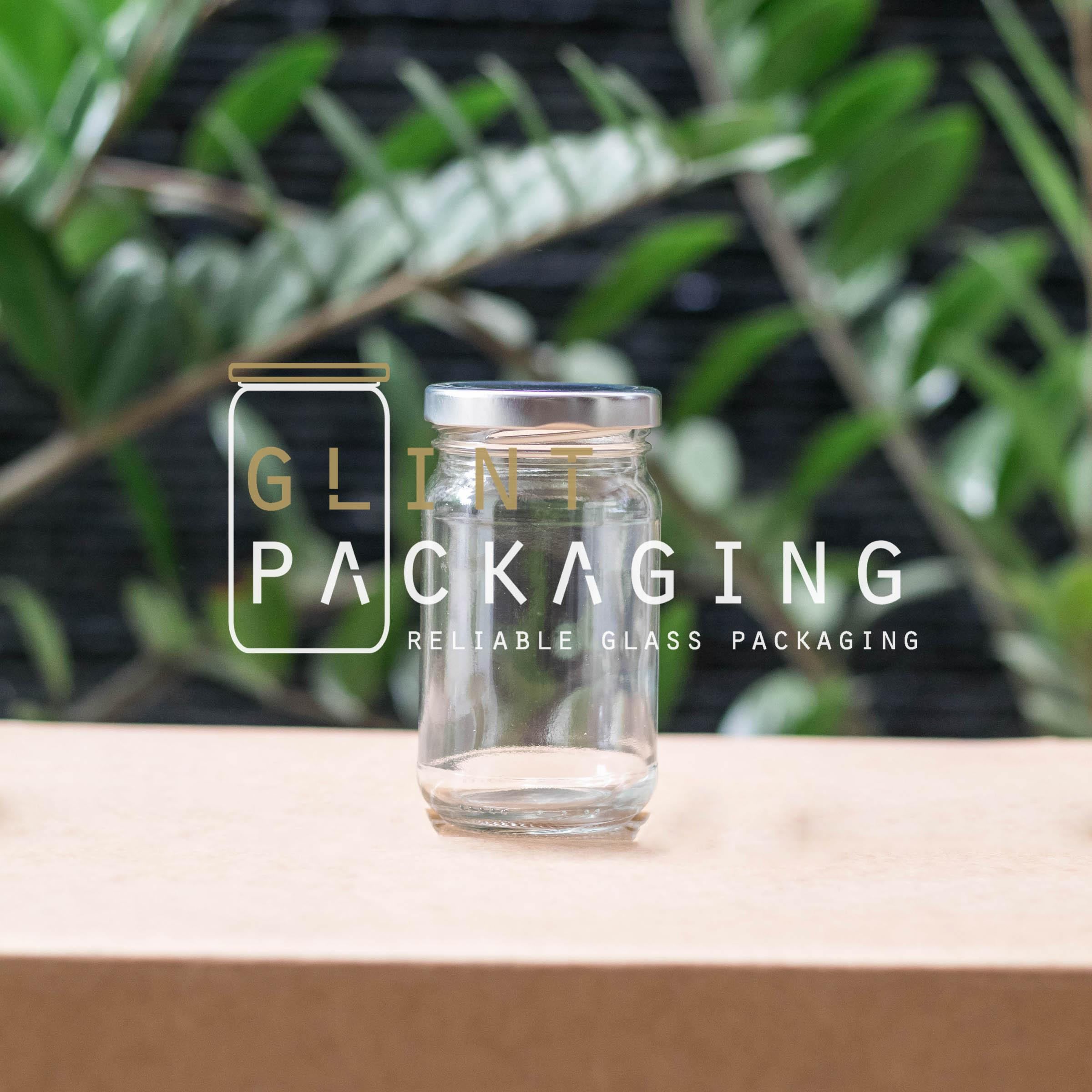 Strange 8 Oz Or 250 Ml Glass Jar With Cap Seal Generic Packers Jar Sold Per Box 24 Pcs Download Free Architecture Designs Terstmadebymaigaardcom