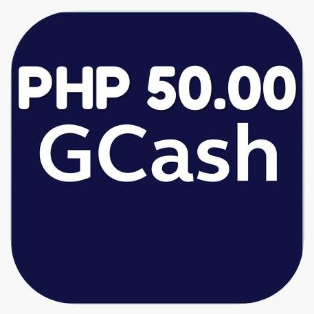 Php50 G_cash (via Send Money) By Jgc_e-Load.