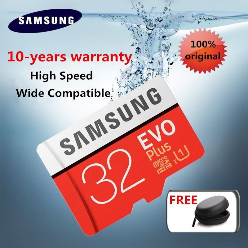 59897779f60 BIG SALE! Samsung Evo Plus 32GB HIGH SPEED MicroSD HC Class 10 UHS-1