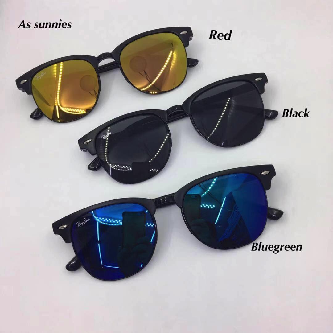 fff7acbc5 Angela sunnies 5288#-S club master sunglass/flex frame /replaceable lens /
