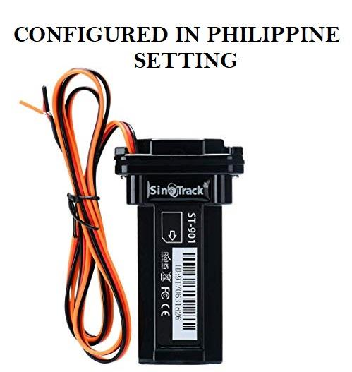 GPS TRACKER WITH GPS REPORTS CONFIGURATION READY PHILIPPINES