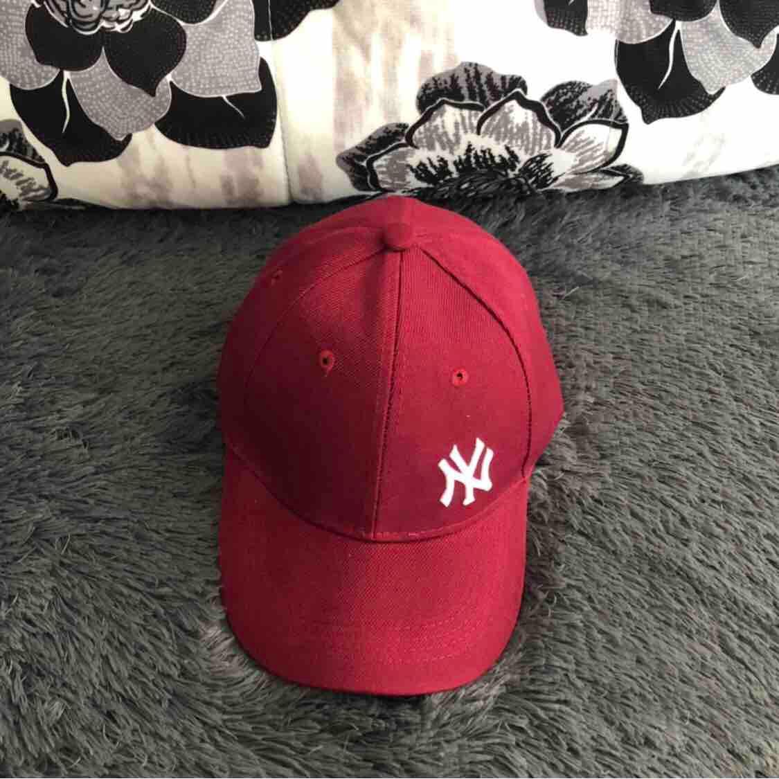 b604abfdd NY Baseball Cap unisex