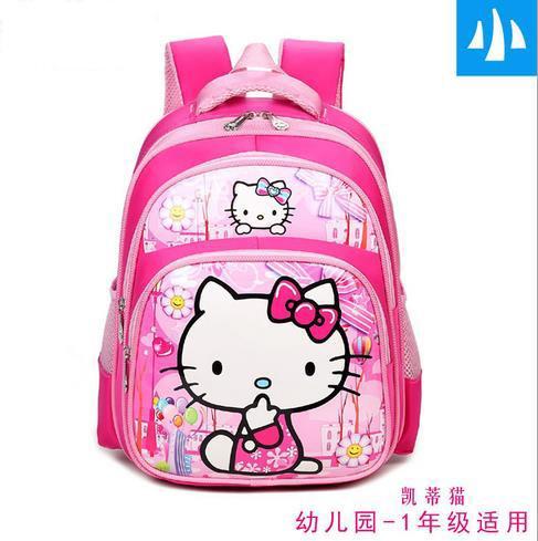 Sophia School bag bags Men And Women Children 1-5 Grade girl women Children  Backpack a9a43a2926f4a