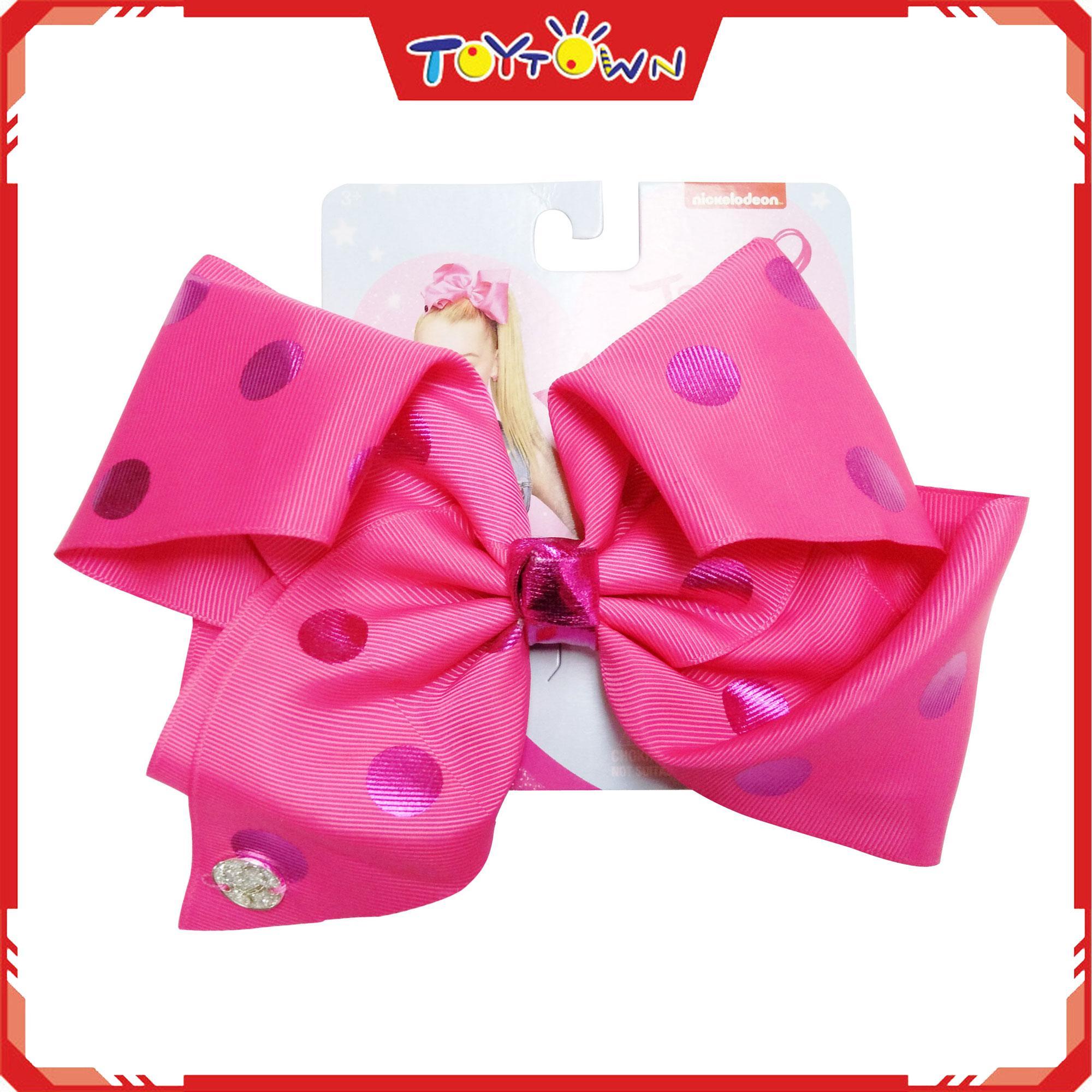 Jojo Siwa Polka Dot Pink Tonal By Toytown 2.