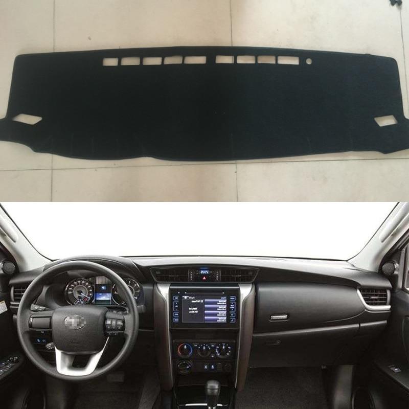 Car Dashboard Cover Mat Dash Cover Dashmat for Ford 2011-2012 Edge has audio