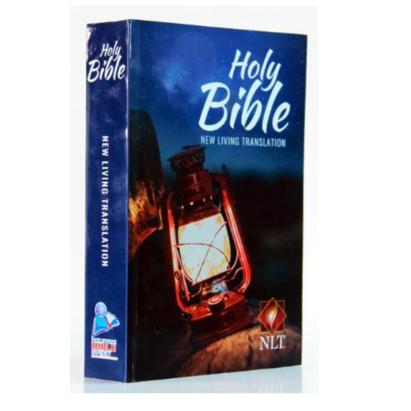 New Living Translation Bible (NLT Bible) Paperback