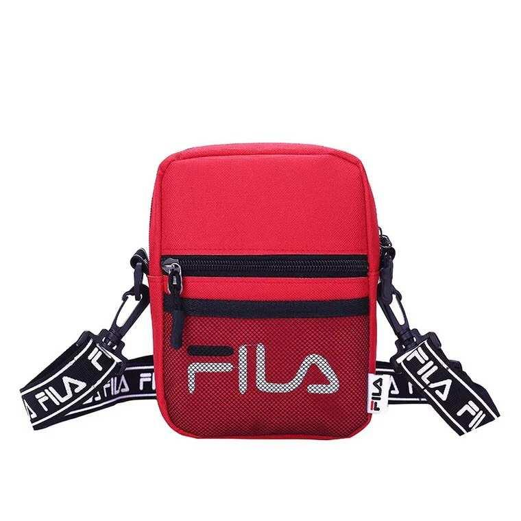 0fb7ff68e855 NEW TIME FILA shoulder sling bag unisex Korea Fashion CIT12