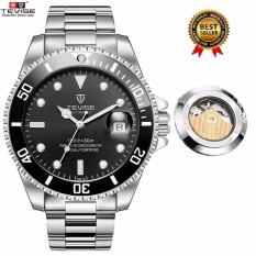 8c1a9b97b89  100% Genuine  2017 New Popular TEVISE Mens Fashion Sport Automatic  Mechanical Watch Men