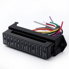car fuse for sale auto fuse online brands, prices & reviews in car fuse box explained 12 way dc32v circuit car trailer auto blade fuse box block holder atc ato 2