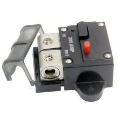 12v 200 Amp Car Circuit Breaker Switch Reset Fuse Holder Protector Cb-200a - Intl By Vigo.
