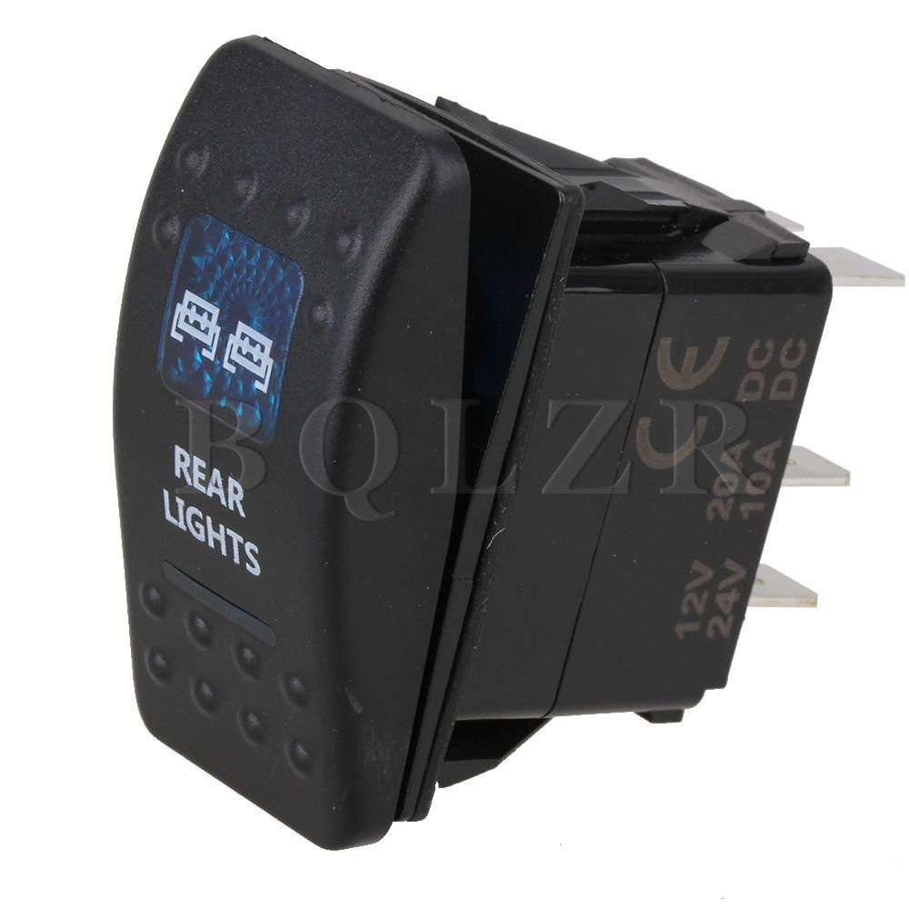 12V/24V Rocker Switch SPST On-Off product preview, discount at cheapest price