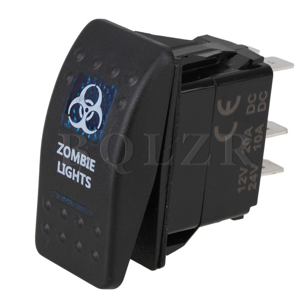 12V/24V SPST On-Off Car Boat Rocker Switch product preview, discount at cheapest price