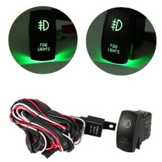 automotive wiring for automotive harness online brands 12v led fog light laser rocker on off switch wiring harness 40a relay fuse green