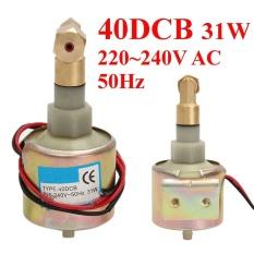 1500w Fog Smoke Machine Oil Pump 40dcb-31 31w 220v~240v Ac Stage Party Parts - Intl By Qiaosha.