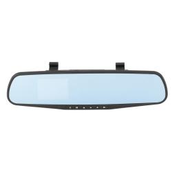 2.8 Inch HD Dash Cam Video Recorder Rearview Mirror Car Camera DVR