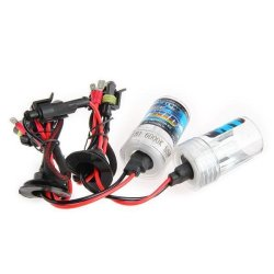 2 X Car Auto H1 Front Light Headlight Xenon Bulb 55W 6000K