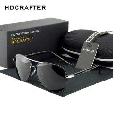 39d9b0a7f5a 2016 New Hot brand designer Aluminum Magnesium Polarized Sun Glasses  Driving Sport Male Fashion Oculos men