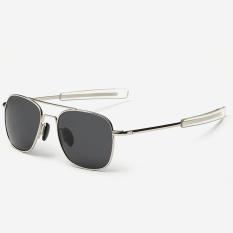 360a105e9f8 PHP 701 2017 new pilots men polarized glasses driving sunglasses flying  glasses sun glasses JH0056 Grey ...