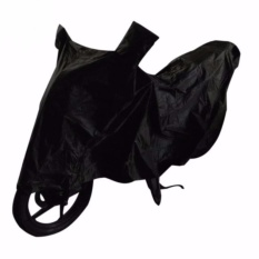 Motorcycle Covers Waterproof (l-Black) By Gemos Car Accessories.