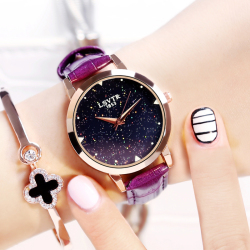 Women Korean style quartz watch