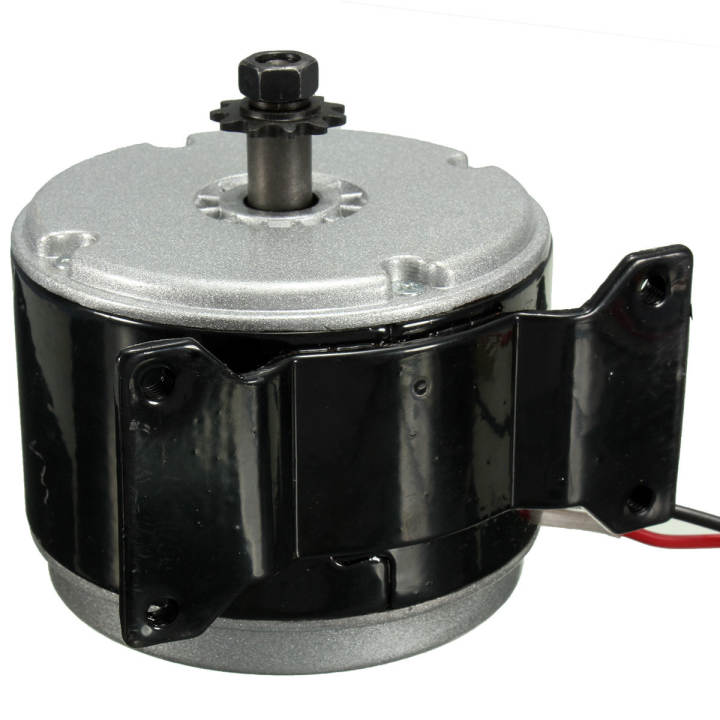 24v dc electric motor brushed 250w 2750rpm 2 wired chain for 24v brushed dc motor