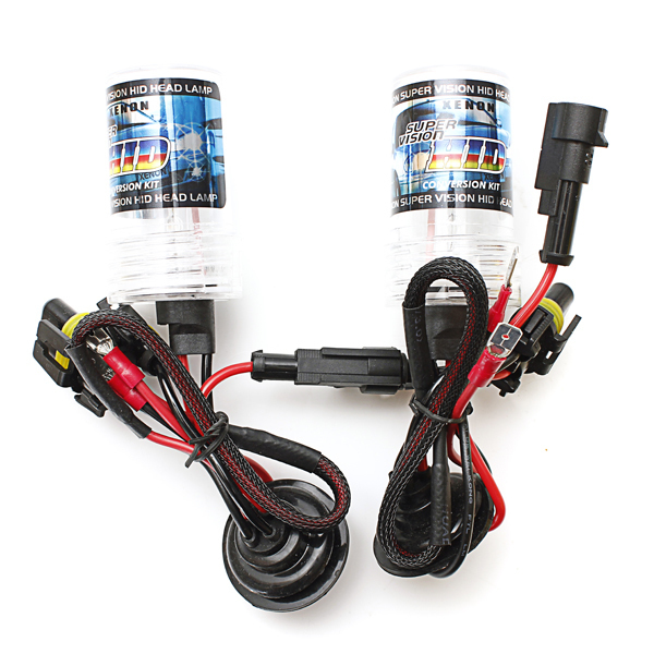2PCS 35W XENON HID Replacement Light Bulbs H3 30000k 1600LM+-200 product preview, discount at cheapest price