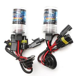 2PCS 55W H7 XENON HID Replacement Light Bulb 3000k 4600LM+-301