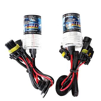 2PCS 55W XENON HID Replacement Light Bulbs H1 8000k 3200LM+-300