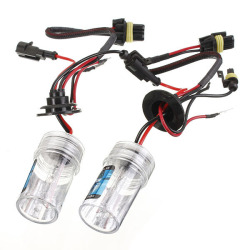 2PCS 880 35W XENON HID Replacement Light Bulb 3000k 2600LM+-200