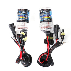 2x H11 55W XENON HID Replacement Bulb 4300k 4200LM +-301