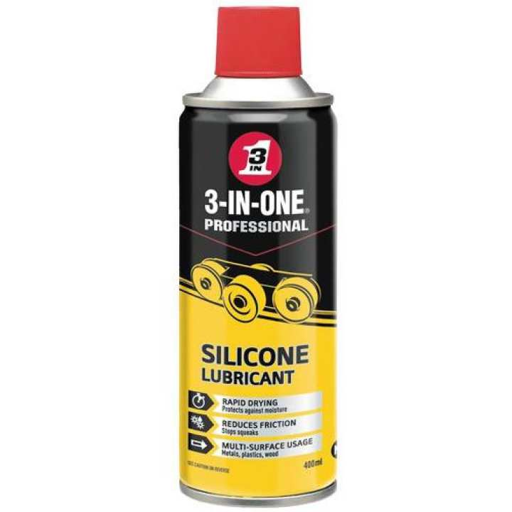 3-in-One Professional Silicone Lubricant 11 oz
