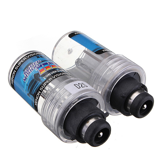 35W D2S Car HID White Xenon Headlight Light Lamp Bulbs 4300K - thumbnail