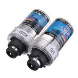 35W D2S Car HID White Xenon Headlight Light Lamp Bulbs 4300K - thumbnail 2