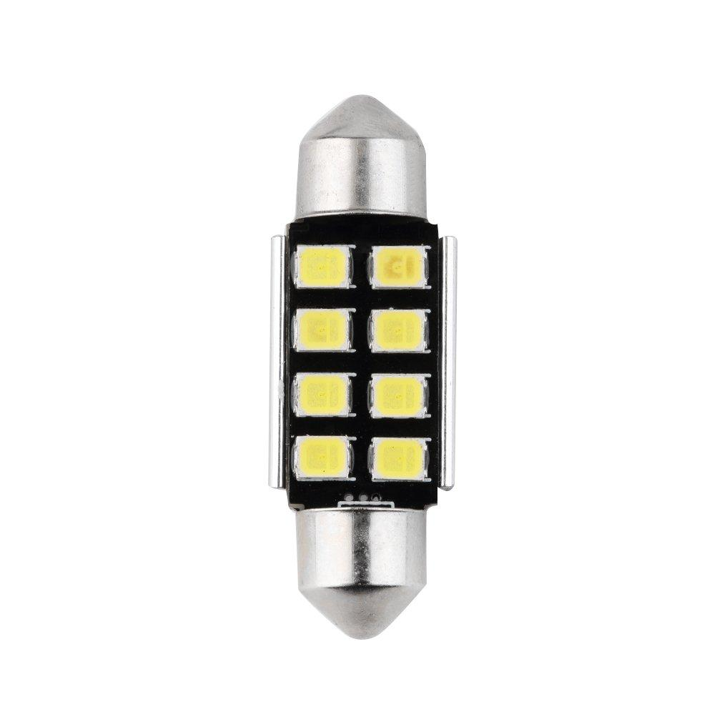 36mm White 8-LED Auto Car Interior Festoon Dome Map Light Lamp Bulb product preview, discount at cheapest price