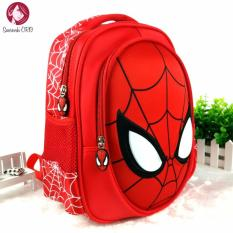 Spider School Bag Boys Backpack Kids Children Cartoon School Bags Baby Child  Backpacks (13 inches