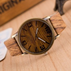 3trees Wood Design Watch