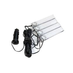 4 in 1 Floor Decorative Light Lamp 12V