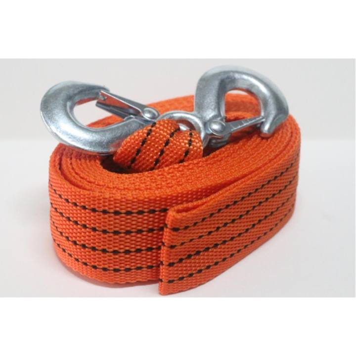 4 Meter ; 5 Tons Car Towing Rope with Hooks