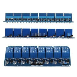5V 8-Channel Relay Module Shield Electronic
