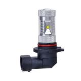 9005 DC 10-24V 30W 380LM 6000K White LED Car Fog Light Lamp Bulbs - thumbnail 1