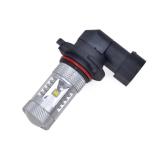 9005 DC 10-24V 30W 380LM 6000K White LED Car Fog Light Lamp Bulbs - thumbnail 2