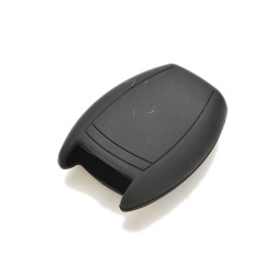 Amango Car Key Case Cover Soft Silicone For Benz C300 E350