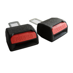 Amango Seat Belt Clip (Black)