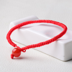 265e9990e63 purchase crystal file year of fate lucky red string bracelets dorje knot  hand knitted bracelets red