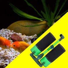 PHP 555 Aquarium Double Head Biochemical Sponge Foam Filter Fish Tank