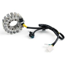 Areyourshop New Stator Coil For Gsx1300 Hayabusa 99-16 Gsx1300 B-King 1300 2008-2010 By Areyourshop.
