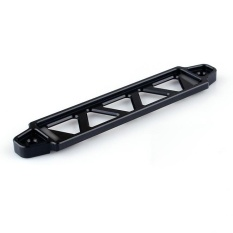 Areyourshop Universal Car Auto 19cm Billet Aluminum Light Weight Battery Tie Down Bar Black By Areyourshop.