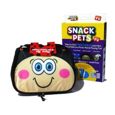 Snack Pets Lunch Box (cherry The Ladybug) By Pets And Beyond.