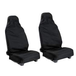 Aukey 2pcs Vehicle Auto Front Seat Covers Heavy duty